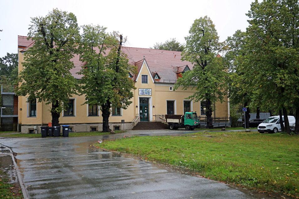 Der Vorplatz der Kita Streumen soll mit Fördermitteln des Elbe-Röder-Dreiecks neu gestaltet werden.