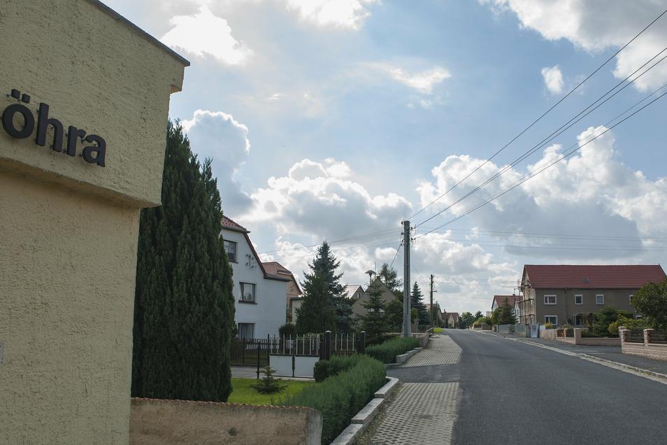 Göhra könnte im nächsten Jahr eine Baustelle mit Heidebogen-Förderung erhalten.
