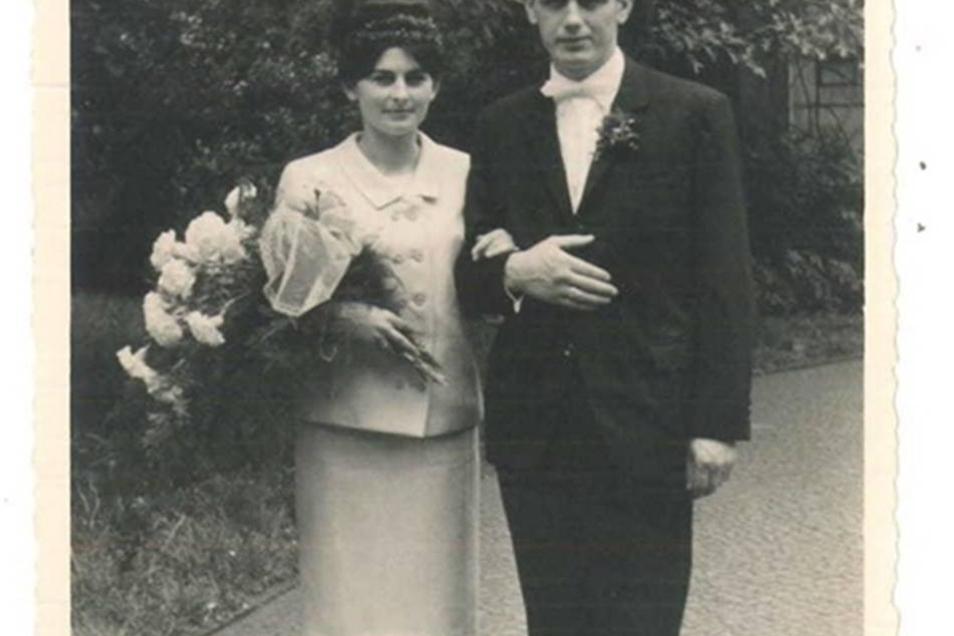 Durch dick und dünn: Annelies Schneider heiratete Siegfried Kath 1965. Sie war die Stütze seiner Unternehmungen, wohnt jetzt in Berlin.