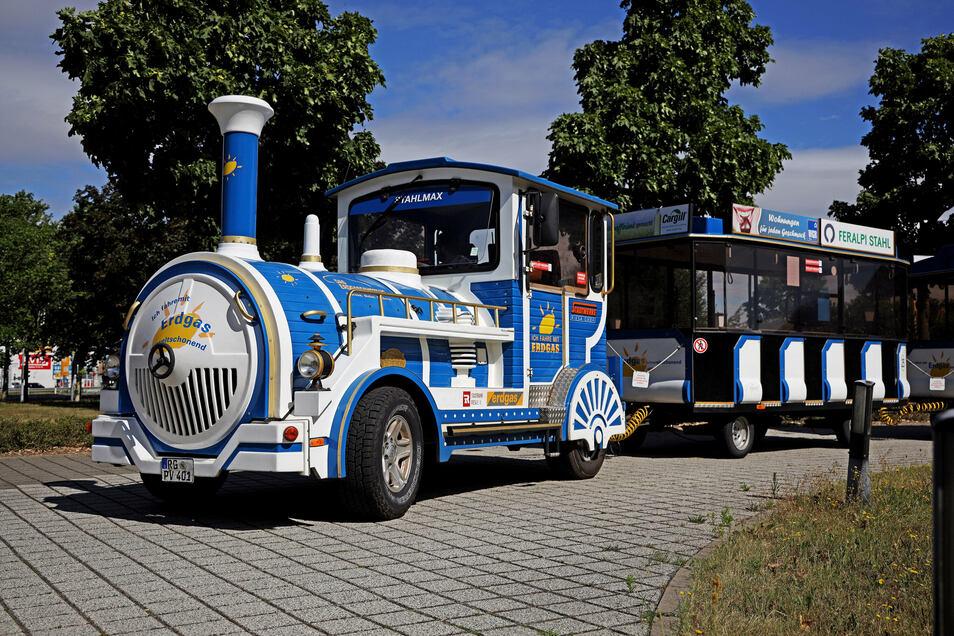 Die Stadtbahn Stahlmax war in dieser Saison bislang nur zwei Wochen regulär unterwegs.