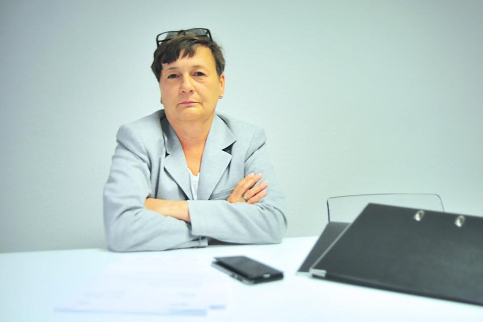 Cornelia Otto ist solo-selbstständig. Mit der finanziellen Hilfe in der Corona-Zeit hat sie allerdings Probleme.