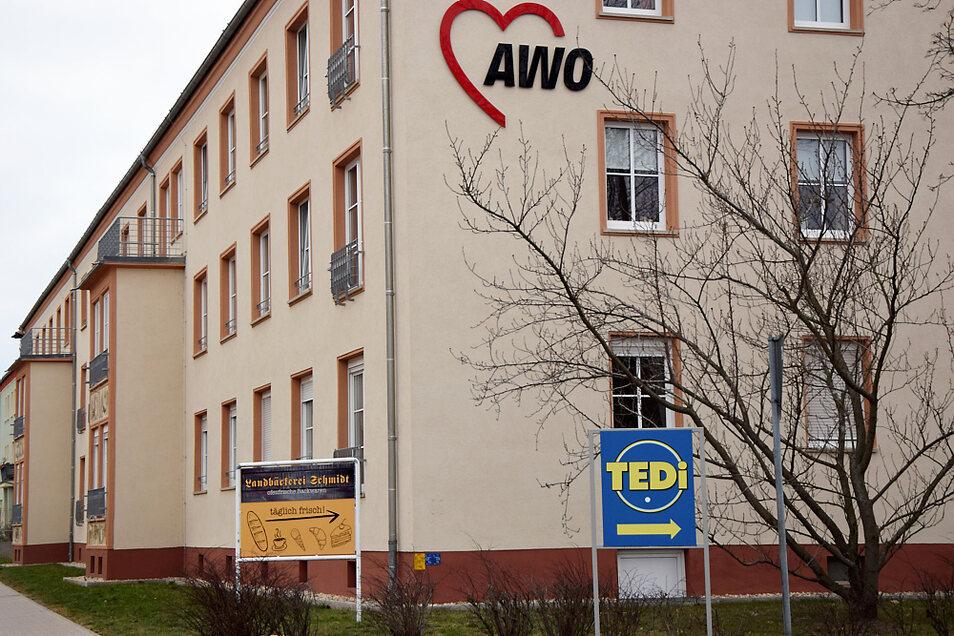 In diesem Haus hatten Schüler der POS 3 Unterricht, als ihre Schule in der Straße Am Stadtrand noch nicht gestanden hat.