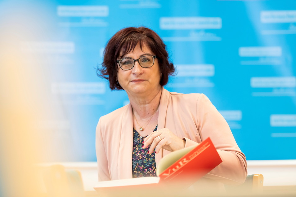 Andrea Heyer von der Verbraucherzentrale Sachsen.
