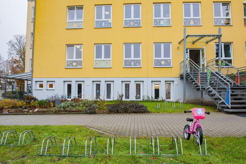 In Großenhains größtem Kinderhaus am Bobersberg wird ab 20. Juli gebaut.