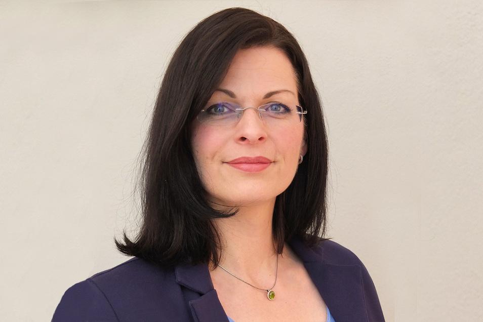 Franziska Bell übernimmt am 9. November die Geschäftsführung der Helios-Klinik in Leisnig.