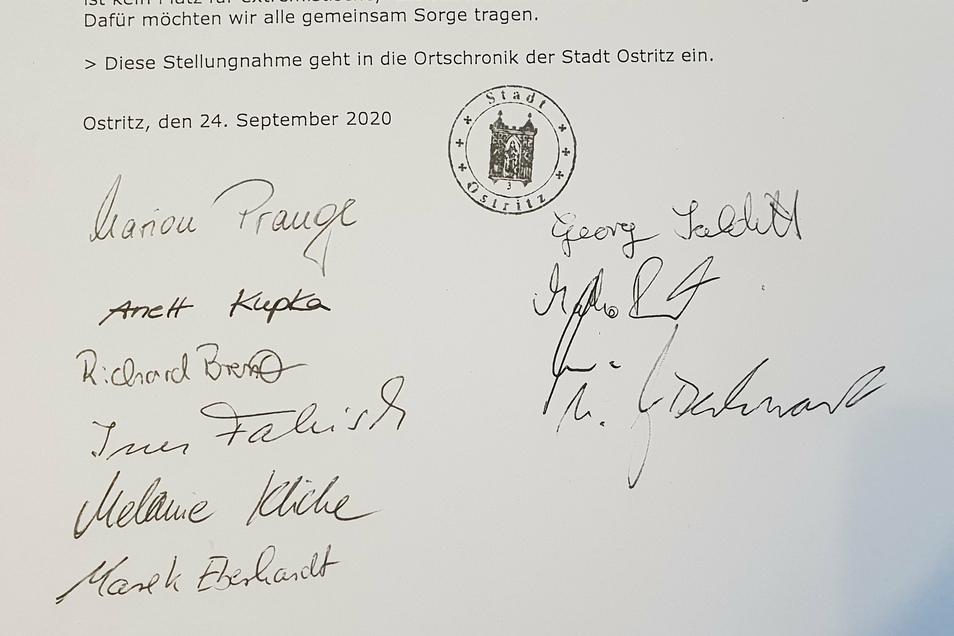 Unleserliche und verwirrend platzierte Unterschriftenkürzel auf der Urkunde sorgten für einen Irrtum.
