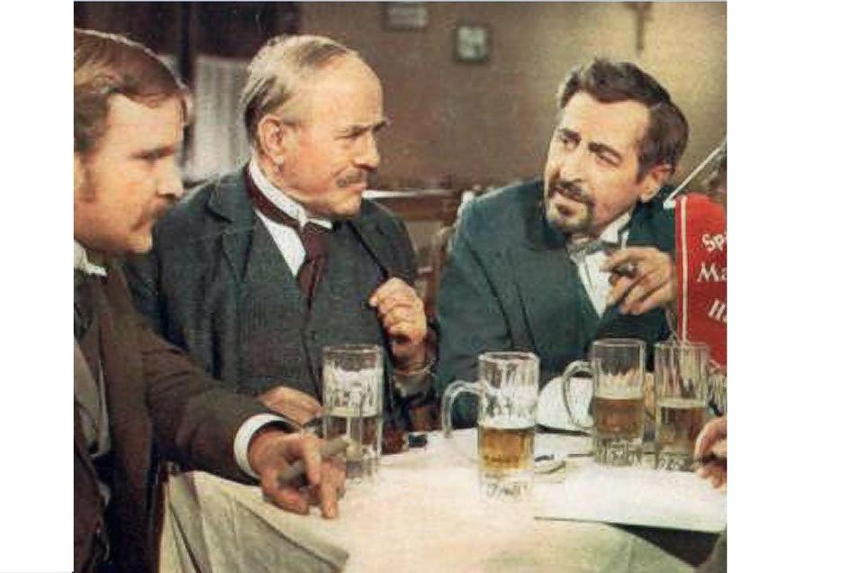 """Zu den zahlreichen Görlitzer Filmjubiläen des Jahres 2021 gehört die Erinnerung an den 1971 gedrehten TV-Mehrteiler """"Verwandte und Bekannte""""."""