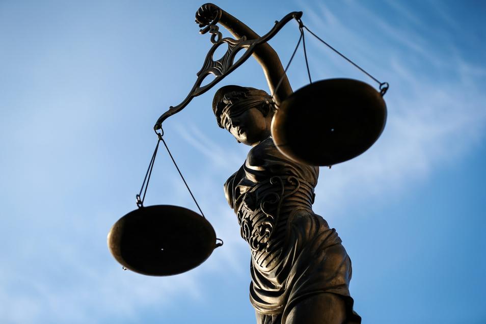 Der Angeklagte stand schon öfter vor dem Pirnaer Amtsgericht.