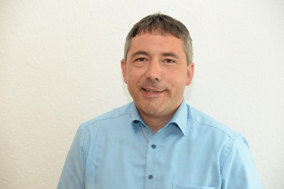 Siegmund Hänchen (48) ist aus Neusorge.