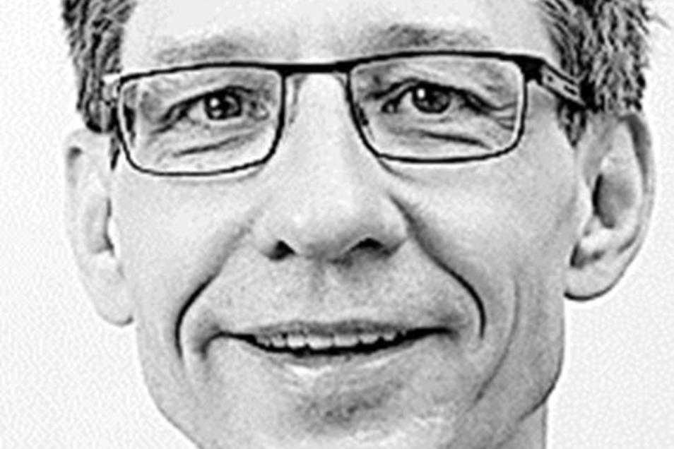 Claus Gruhl (55), Spitzenkandidat Bündnis90/Die Grünen