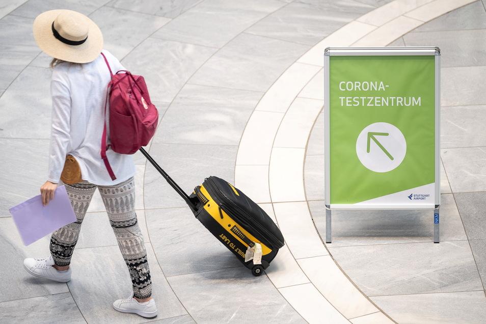 Seit Sonntag gilt bei der Einreise nach Deutschland eine Testpflicht.