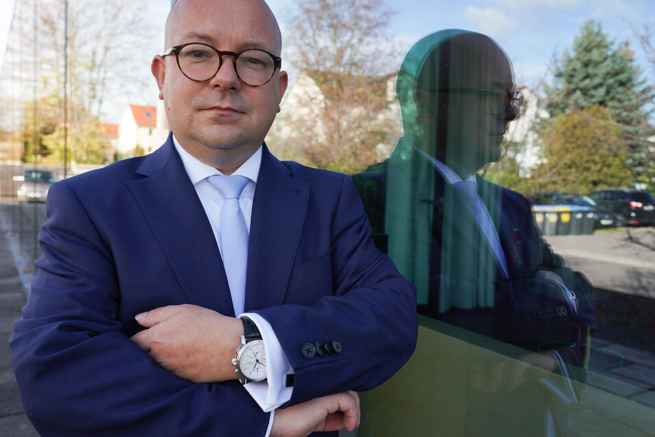 Frank Müller-Rosentritt ist neuer Parteichef.