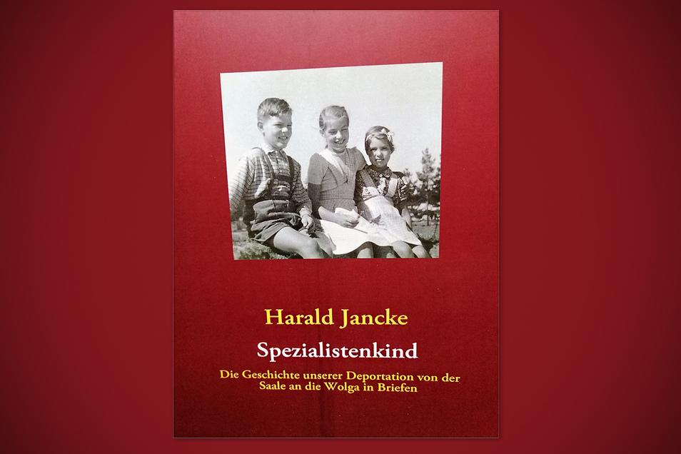 Cover des Buches, das am Sonntag vorgestellt wird.