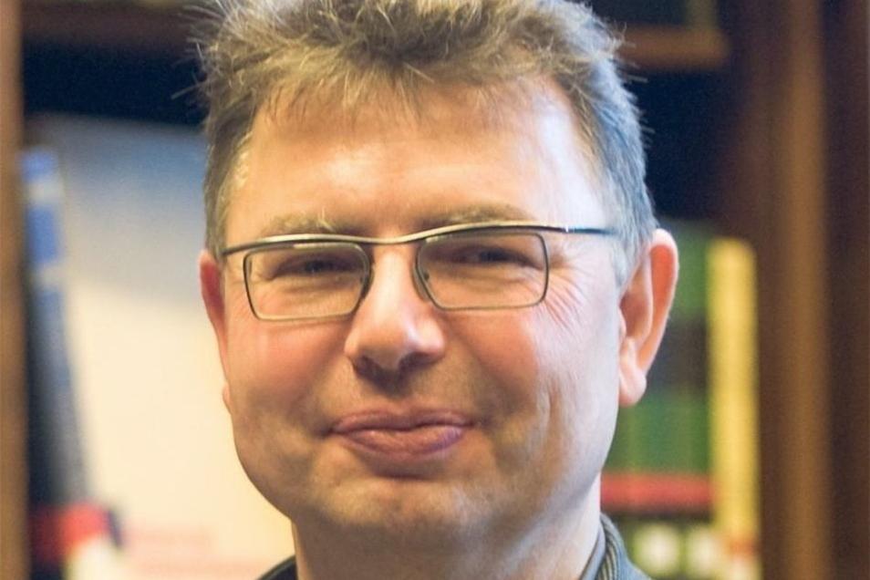 Jürgen Zimmerer ist Professor für Globalgeschichte (Afrika) an der Uni Hamburg und Präsident des International Networks of Genocide Scholars.