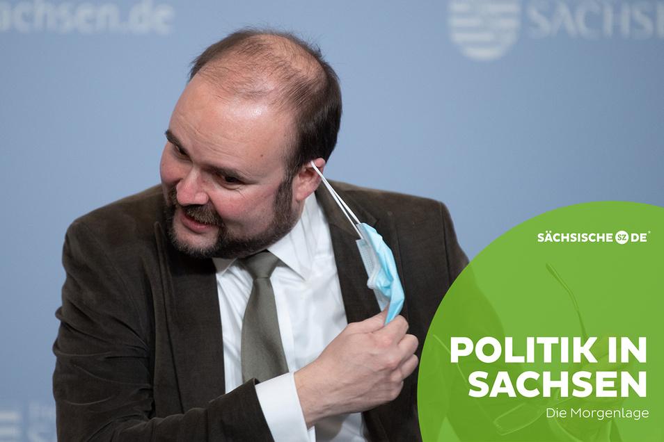 Sachsens Kultusminister Christian Piwarz verkündete am Dienstag die Öffnung von Grundschulen und Kitas.