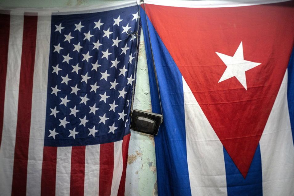 Die kubanische Regierung hat scharf kritisiert, dass die Vereinigten Staaten sie wieder auf die US-Terrorliste setzen.