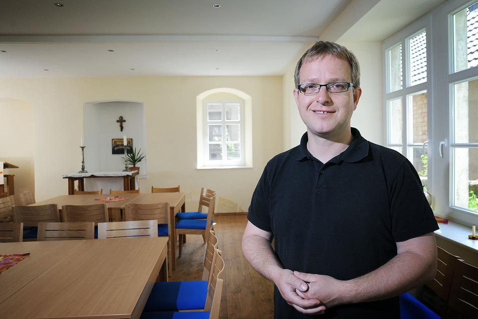 Der Gödaer Pfarrer Christoph Rummel  wird neuer sorbischer Superintendent.