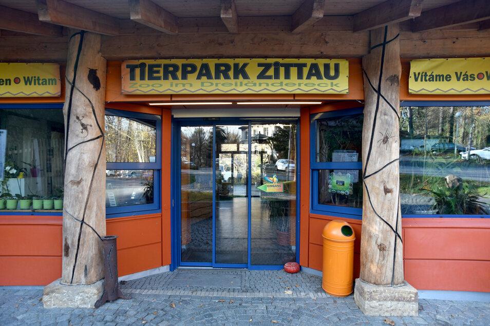 Aktuell ist der Tierpark Zittau wieder geschlossen.