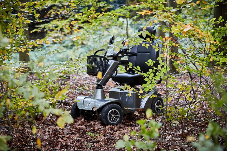 Der Fall bei Bahra in der Sächsischen Schweiz war besonders tragisch: Ein 75-Jähriger verschwand mit seinem Elektrorollstuhl im Wald, er hatte wohl einen Unfall. Doch auch im Kreis Meißen gibt es jährlich Hunderte Vermisstenfälle.