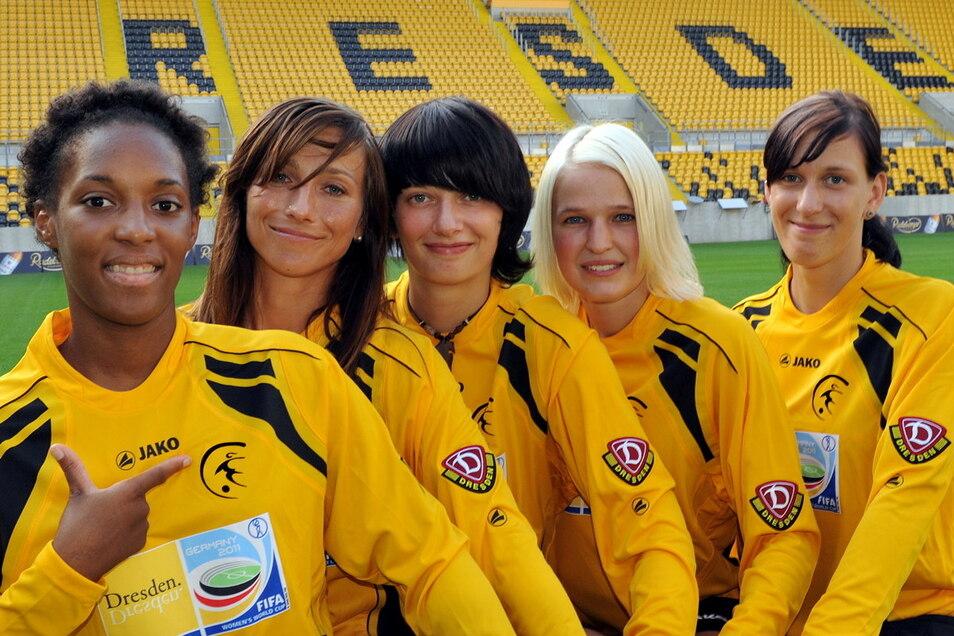 Lange ist es her. 2009 spielte Fortuna Rähnitz mit großen Zielen und zwei Logos in der Regionalliga. Geblieben ist davon nur die Trikotfarbe.