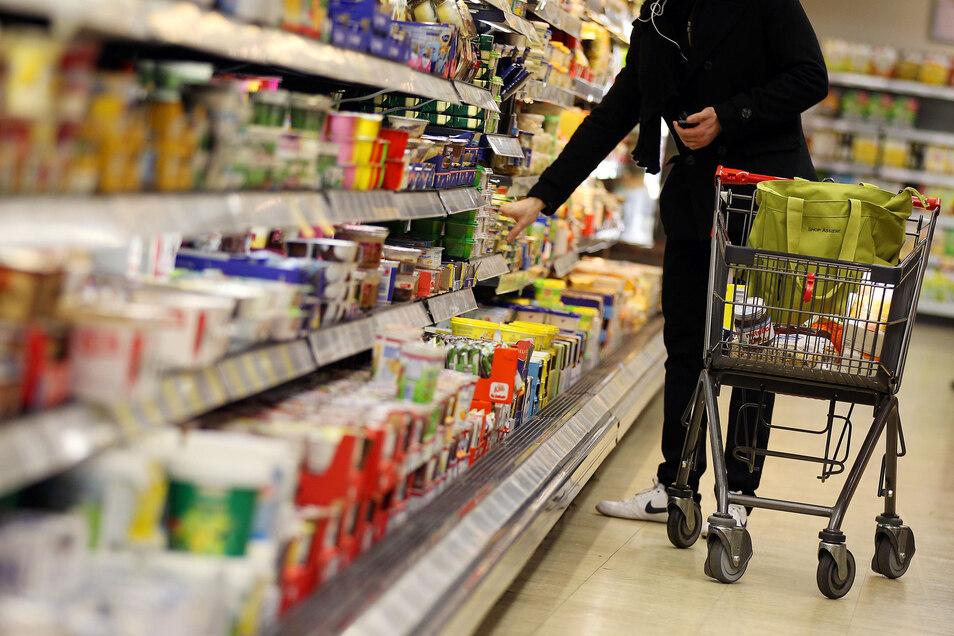 Einkaufen ohne zu bezahlen wird in aller Regel mit Geldstrafen geahndet. Doch hier liegt die Sache anders.