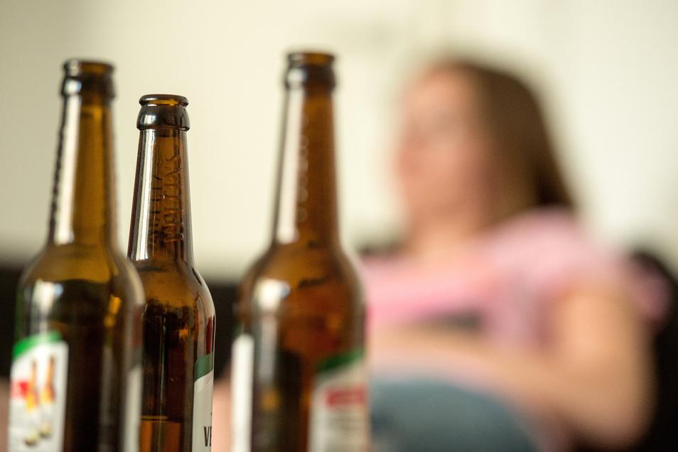 Die Corona-Krise fördert den Alkohol-Verkauf in Deutschland.