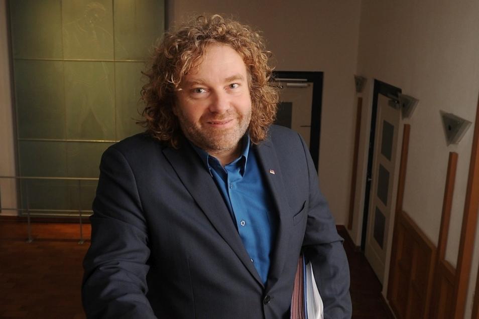 Oberbürgermeister von Weißwasser Torsten Pötzsch