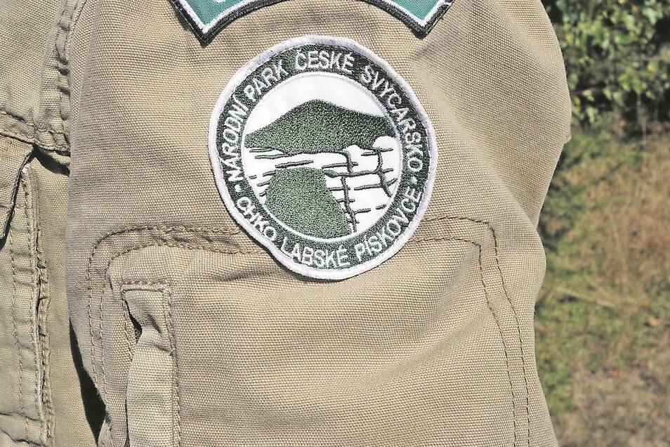 Symbole, die sich ähneln: In Böhmen heißt der Ranger Strážce.