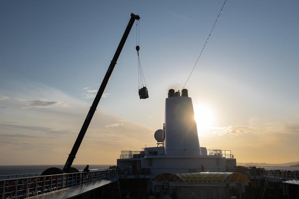 Bauplatz Für Schiffe
