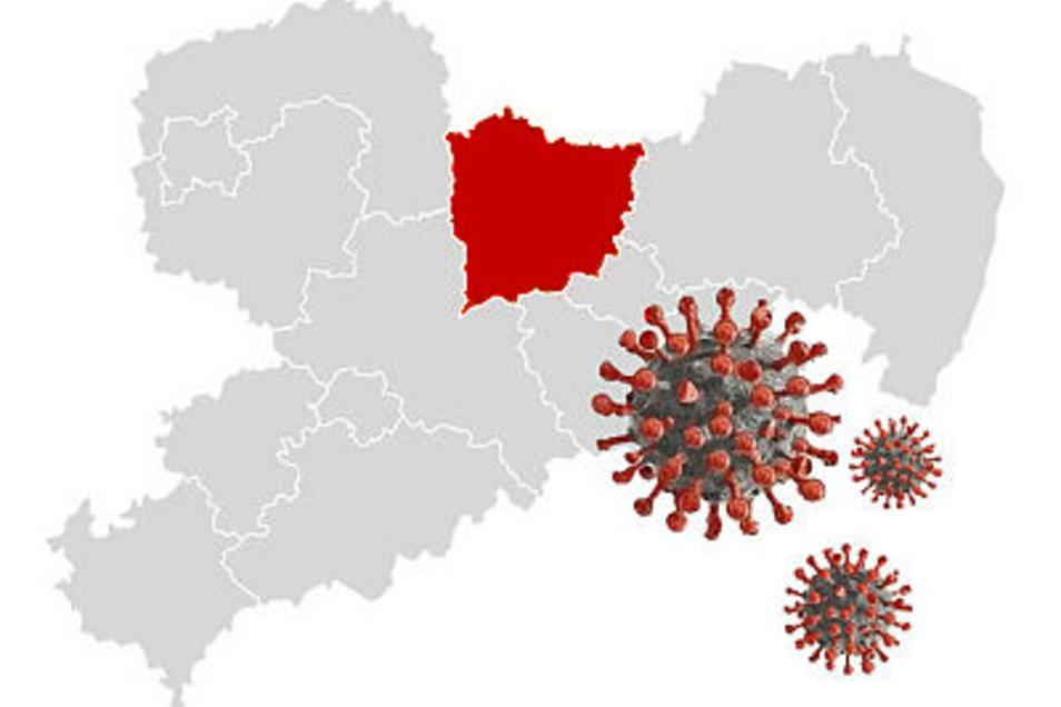 Quasi über Nacht ist der Inzidenzwert des Landkreis Meißen um zehn Punkte gestiegen.