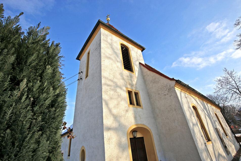 Die Zschaitener Kirche erhält neue Glocken.