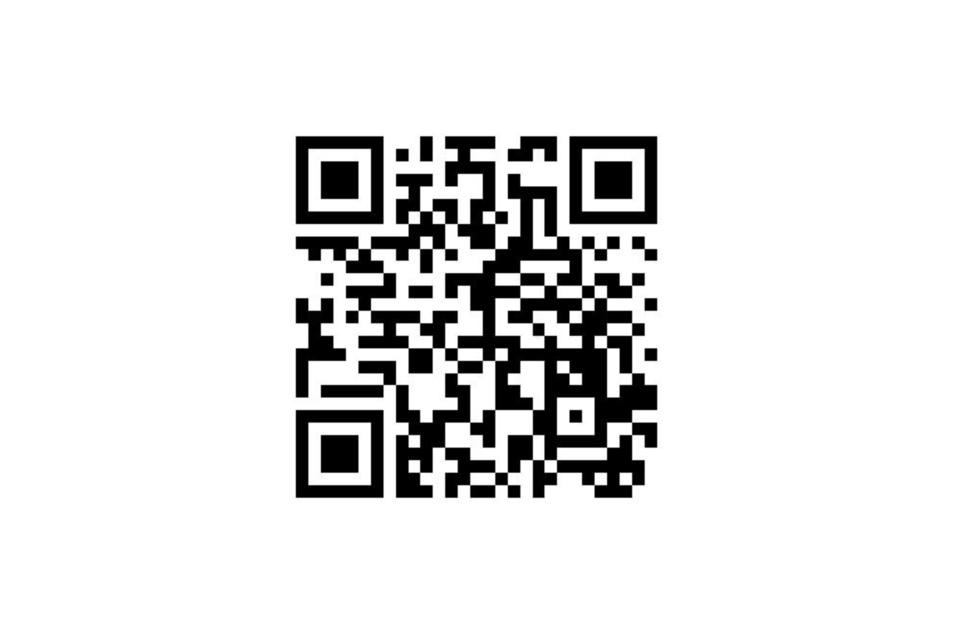 Um direkt zu allen Infos zu gelangen, kann auch einfach der QR Code gescannt werden.