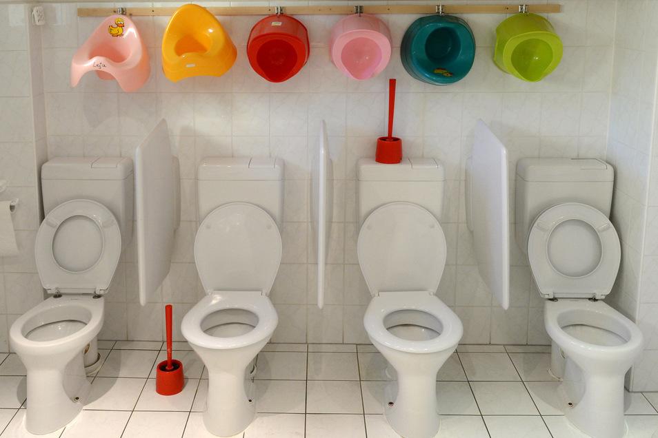 Selbst entscheiden, wann Kinder auf Toilette gehen: Kita heute.