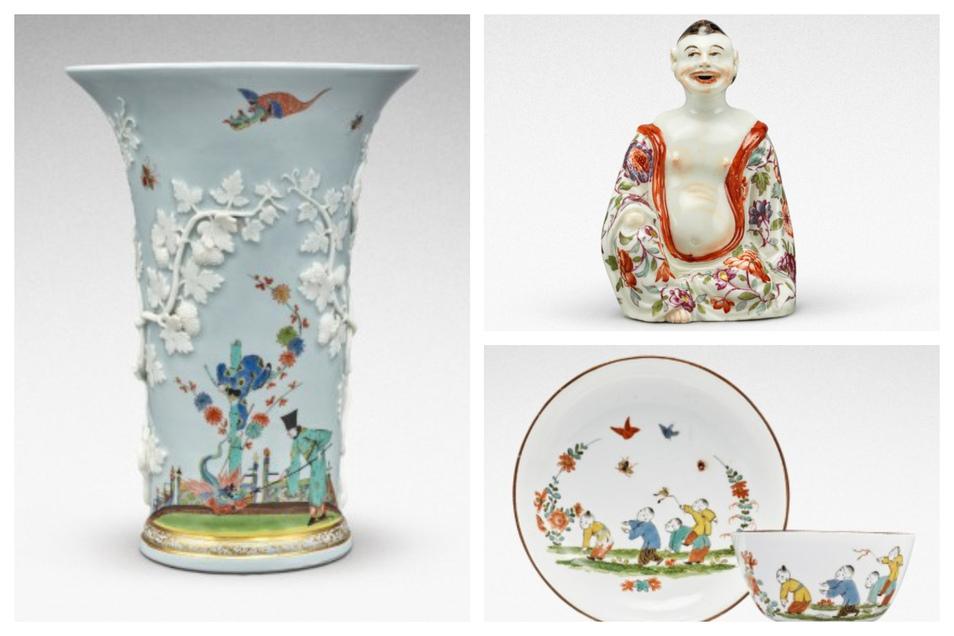 Margarethe und Franz Oppenheimer bauten Anfang des 20. Jahrhunderts in Berlin eine Sammlung mit Meissener Porzellan aus den Anfangsjahren der Manufaktur auf. Die Kollektion wurde jetzt für 15 Millionen Dollar versteigert.