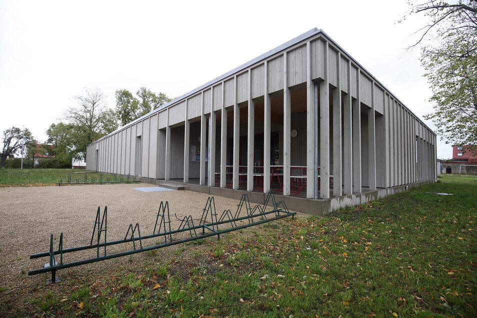 Das Vereinsheim des ESV Lok Wülknitz hat unter Architekten bereits für Aufmerksamkeit gesorgt. Und bald noch mehr.
