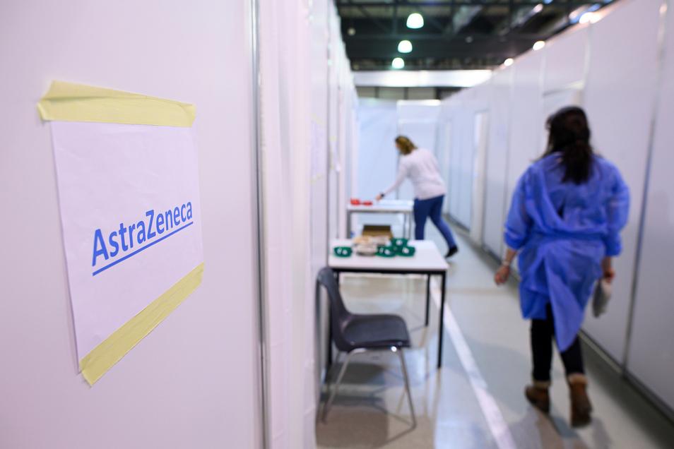 Die Impfzentren in Sachsen bleiben bis Ende September geöffnet.