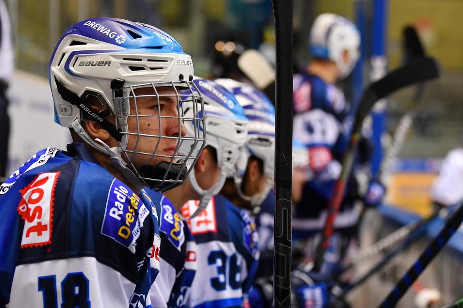 Der 18-jährige Bruno Riedl soll unbedingt Spielpraxis bekommen.