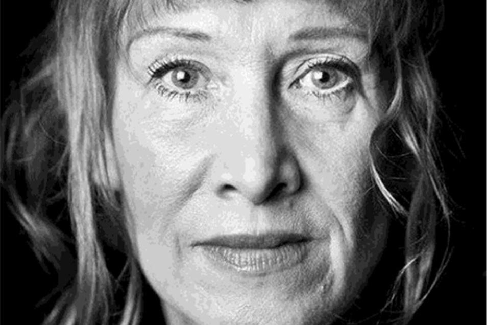 ... und Schauspielerin Sabine Krug.