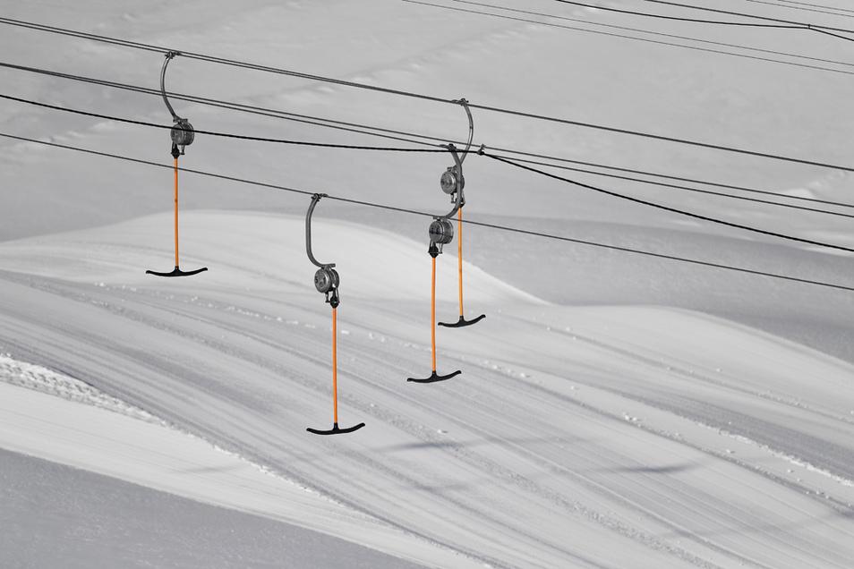 In den deutschen Skigebieten bleiben die Lifte zumindest dieses Jahr still stehen.