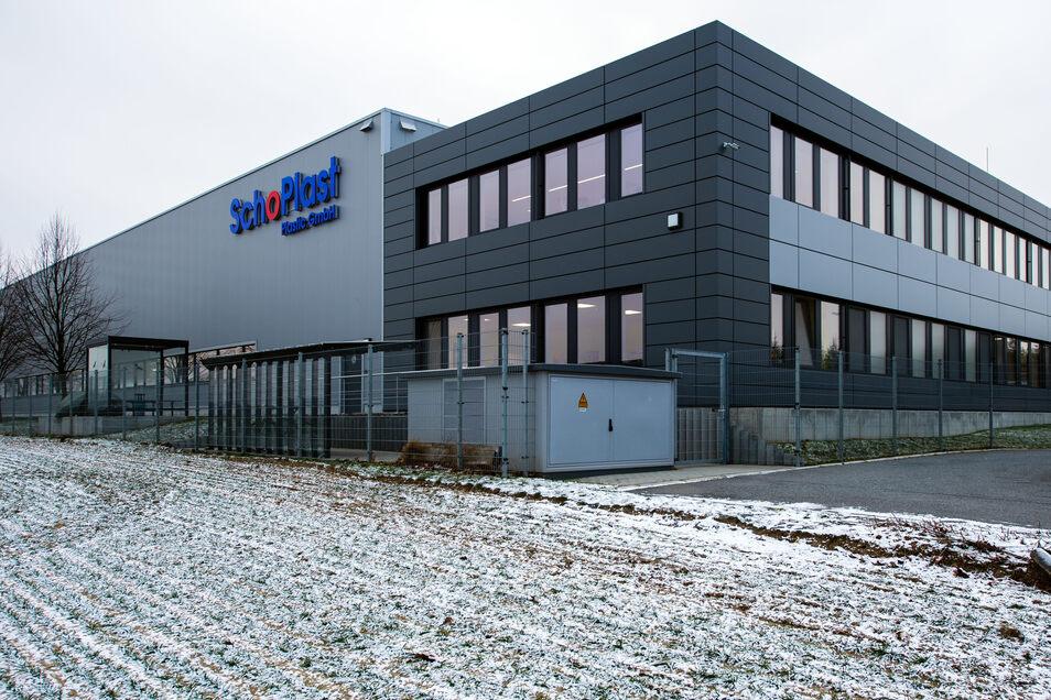 Schoplast produziert seit dem Herbst 2016 in Wölkau auf 1 800 Quadratmetern. Nun plant der Kunststoffproduzent, sein Werk 2 zu erweitern.