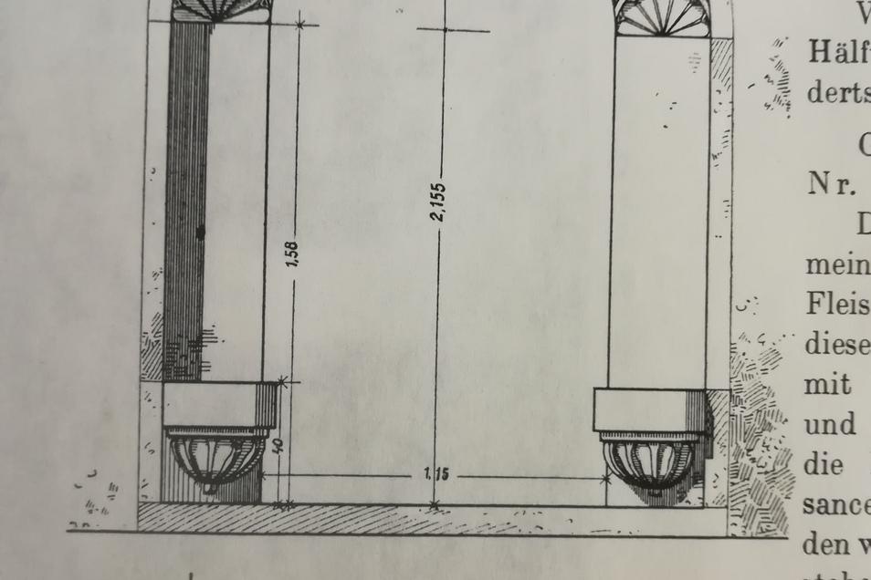 Görnische Gasse Nr. 2, Portal