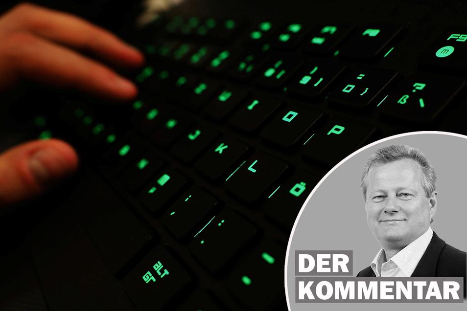 Olaf Kittel ist Ombudsmann bei der Sächsischen Zeitung.