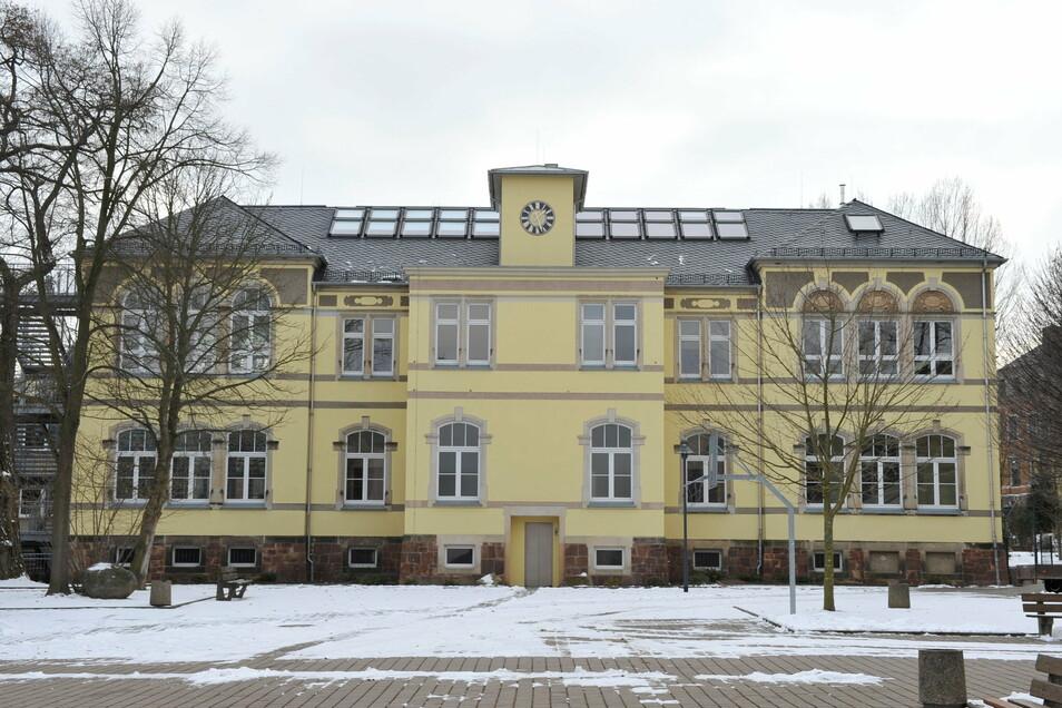 G.-E.-Lessing Gymnasium Döbeln.