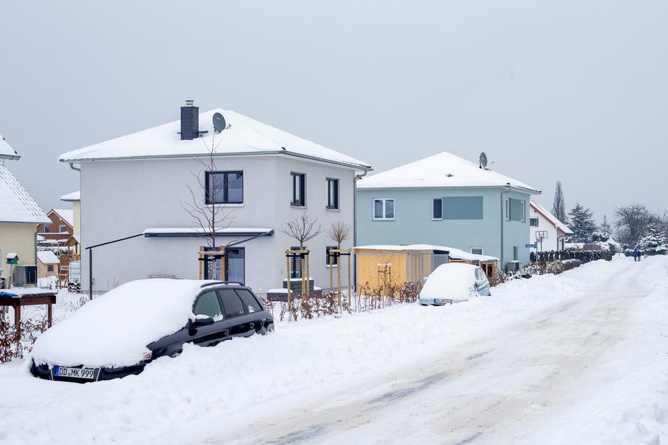 Kesselsdorf hat in den letzten Jahren enorm viel Einwohner gewonnen. Seit 1990 hat sich deren Zahl fast verfünffacht.