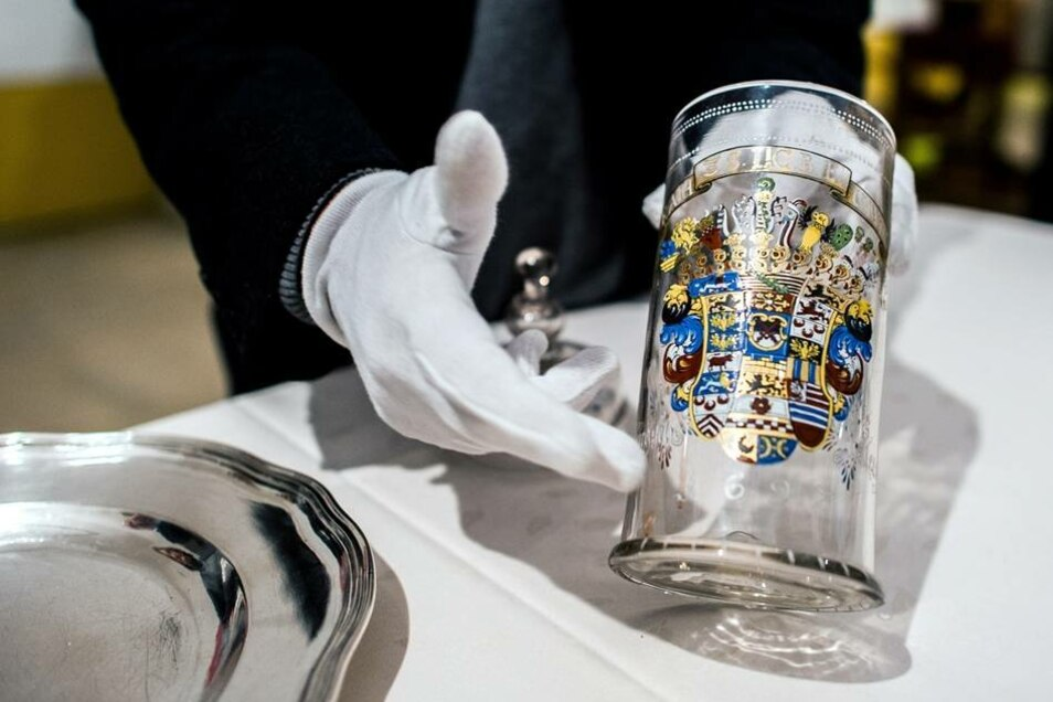 Das neue Prunkglas.