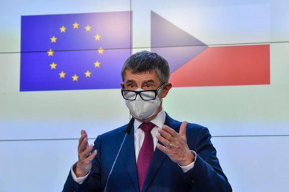 Ministerpräsident Babis ist Gründer eines großen Lebensmittelkonzerns. Er würde also profitieren, wenn mehr Lebensmittel aus Tschechien verkauft würden.