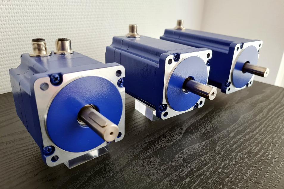 Kleinere Motoren sind die Erzeugnisse, die die Spat GmbH ausliefert.