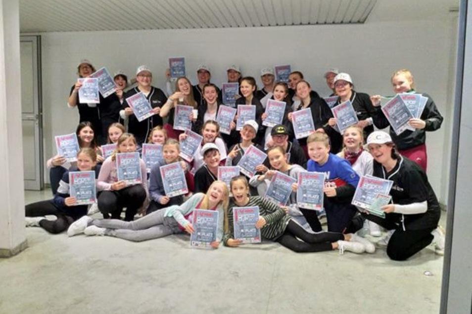 Zittauer HipHop-Crews räumen beim Advents-Cup in Hoyerswerda ab