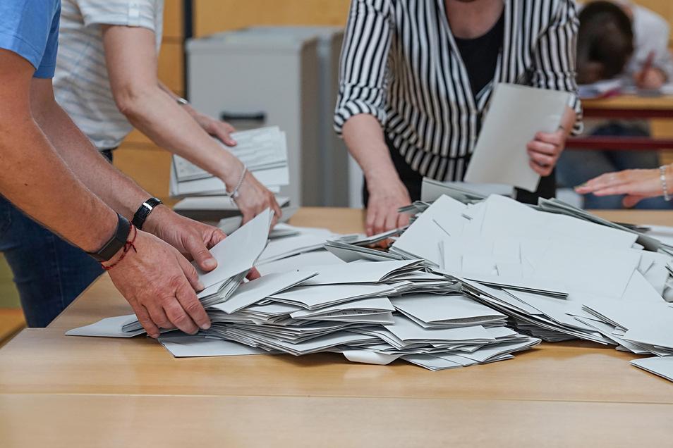 Das Wahlergebnis für den Ortschaftsrat Hirschfelde ist jetzt korrigiert worden.