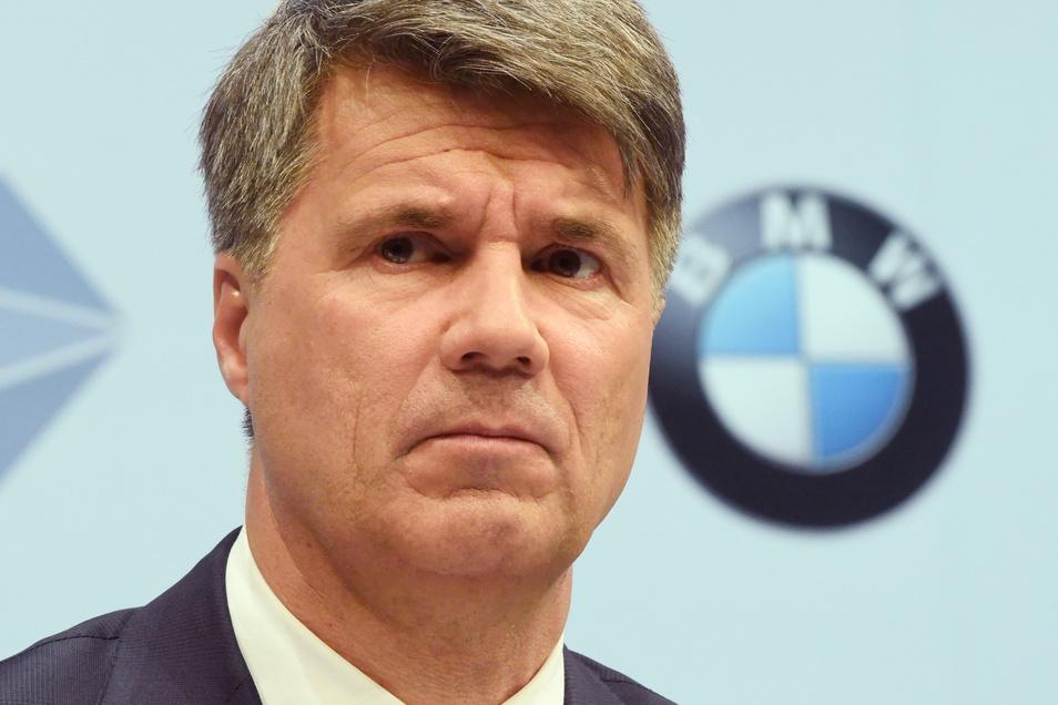 Harald Krüger war schon 2003 in den Vorstand von BMW berufen worden und war Personalchef und Chef der Marken Mini und Rolls-Royce.